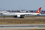 Turkish Airlines, TC-JJO, Boeing 777-3F2 ER (46722347405).jpg