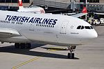 Turkish Airlines Airbus A330-203 - TC-JIL (ZRH) (21369026073).jpg