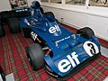 Tyrrell 006 front-right Donington Grand Prix Collection.jpg