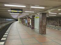 U2 Mohrenstraße platform.jpg