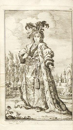 John Bell (traveller) - Image: UB Maastricht Bell 1770 plaat XI