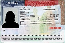 Visa policy of the United States - Wikipedia