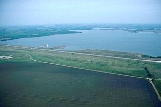 Aquilla, Texas - Aquilla Lake is located a few miles north of Aquilla.