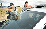 USAF Academy cops looking for speeders 2012.jpg