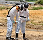 USAID Dioxin Contamination Project Progress Soil Sampling (9365427870).jpg