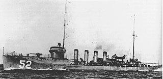 USS <i>Nicholson</i> (DD-52)