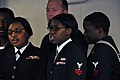 USS Arlington Black History Month celebration 150224-N-GG458-020.jpg