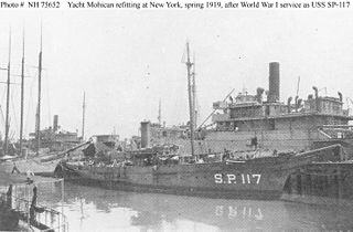USS <i>Mohican</i> (SP-117)