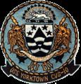 USS Yorktown (CVS-10) insignia, 1961 (NH 71937-KN).png