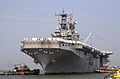 US Navy 030529-N-1522S-002 The amphibious assault ship USS Nassau (LHA 4) returns to its homeport of Naval Station Norfolk.jpg