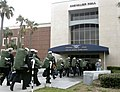 US Navy 050126-N-4204E-021 Sailors arrive at Chevalier Hall building on board Naval Air Station Pensacola, Fla., directly from Basic Training at Great Lakes, Ill.jpg