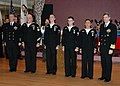 US Navy 050319-N-2820Z-001 Sailors pose after the COMSUBLANT Sailor of the Year award ceremony.jpg