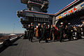 US Navy 090110-N-5735P-300 Sailors position themselves to.jpg