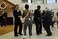 US Navy 090207-N-3830J-098 Sailors assigned to the amphibious command ship USS Blue Ridge (LCC 19) and commander, U.S. 7th Fleet staff Sailors dance with senior citizens.jpg