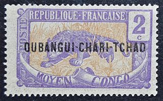 Postage stamps and postal history of Ubangi-Shari
