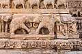 Udaipur-Jagdish Temple-16-Faced elephants-20131013.jpg