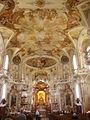 Uhldingen-Mühlhofen Wallfahrtskirche Birnau Innen 1.JPG