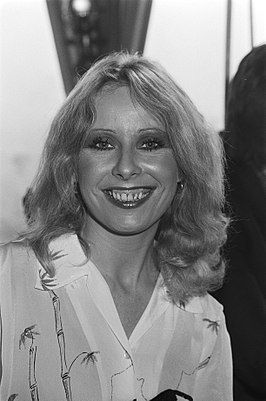 Bonnie St. Claire in 1981