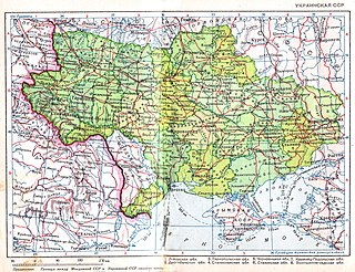 Soviet annexation of Eastern Galicia, Volhynia and Northern Bukovina