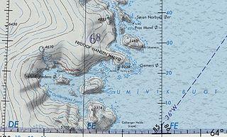 bay in Greenland