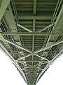 Underside of Maria Valeria Bridge, Primate's Island, Esztergom, Hungary.jpg