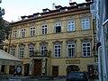 Ungelt (Staré Město), Praha 1, Týnská, Malá Štupartská, Týn, Staré Město - část souboru dům čp. 641.JPG