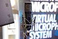 Unidentified condenser microphone (PreSonus ?) 2 - 2014 NAMM Show (by Matt Vanacoro).jpg