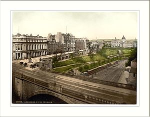 Union Terrace Aberdeen Scotland