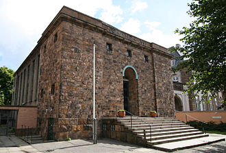 Unitarisk Kirkesamfund - House of Unitarians, 30 Dag Hammarskjölds Allé, Copenhagen