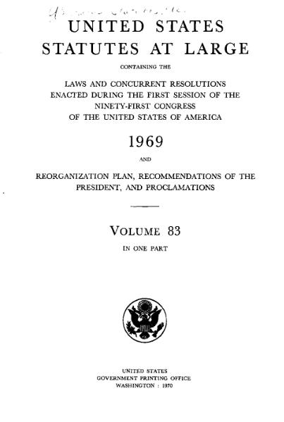 File:United States Statutes at Large Volume 83.djvu