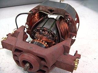 Universal motor 2 Phase Half Wave Motor