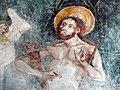 Upfingen - Marienkirche - Fresko im Chorraum - Christus 2.JPG