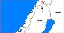treriksrøysa kart The legend of Saana and Malla fells in Kilpisjarvi | Grandma in  treriksrøysa kart