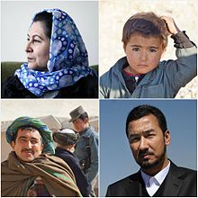 Description de l'image Uzbek people from Afghanistan.jpg.