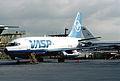 VASP Boeing 737-2A1 (F); PP-SMB, January 1993 ASG (5057343376).jpg