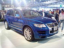 Volkswagen Touareg R50