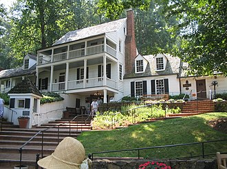 Michie Tavern - Image: Vacation 05 053