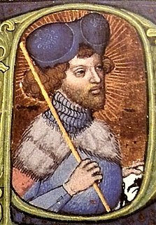 Wenceslaus IV of Bohemia 14th/15th-century King of Bohemia and Germany