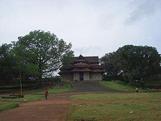 Thekkinkadu Maidan - Image: Vadakkumnatha Temple