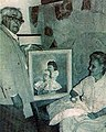 Valero Lecha claudia lars circa 1950.jpg