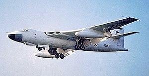 V bomber - Vickers Valiant
