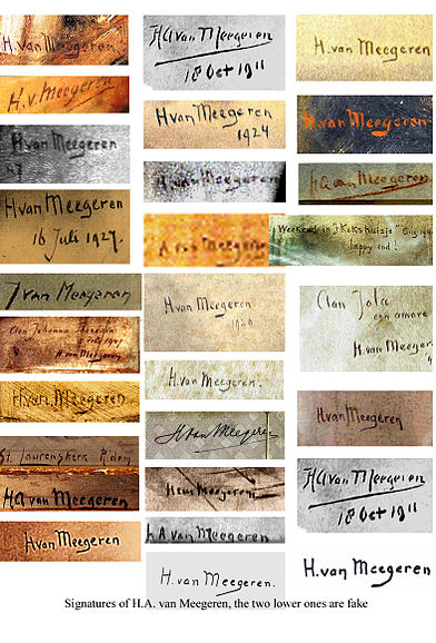 handtekening - wikiwand