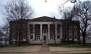 United Daughters of the Confederacy - Confederate Memorial Hall in 2006. Now known as Memorial Hall.