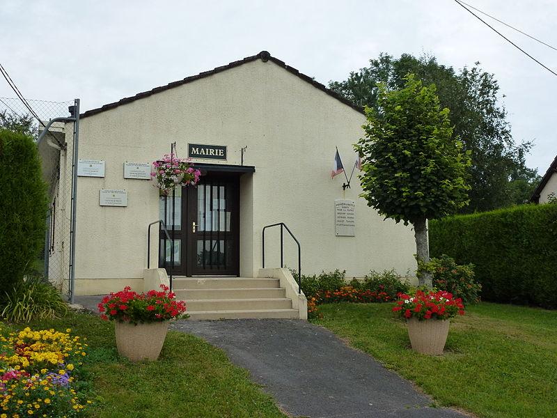 Vaux-lès-Rubigny (Ardennes) mairie