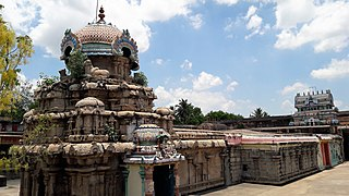 Vedapuriswarar Temple, Thiruvedhikudi