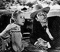 Vera Ralston and John Wayne 1945.jpg