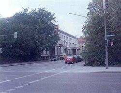 Админи���а�ивное здание НСДАП � Википедия