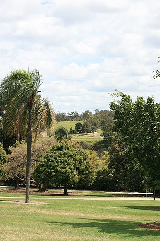 Victoria Park, Brisbane - Victoria Park, 2008