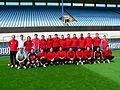Victoria Rosport UI-Cup Squad 2005.jpg
