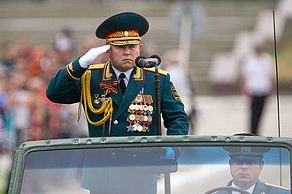 Armed Forces of Transnistria - Oleg Obruchkov